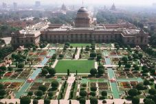 Aerial-View-of-Mughal-Garden